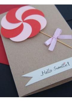 Felicitare Valentine / Dragobete CANDY [0]