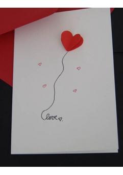 Felicitare LOVE0