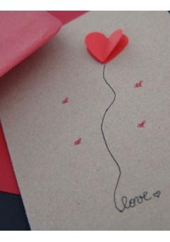 Felicitare LOVE3