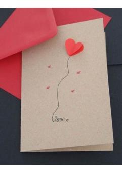 Felicitare LOVE1