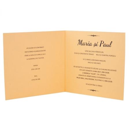 INVITATIE NUNTA SOMON PATTERN FLORAL5