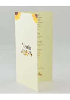 MENIU POSTCARD FLOAREA-SOARELUI1