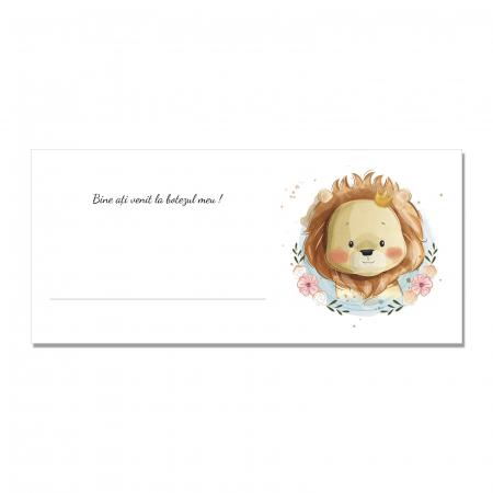 PLACE CARD BOTEZ - BEBE LEU0