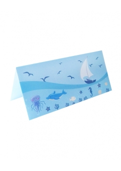 PLACE CARD BOTEZ NAUTIC4