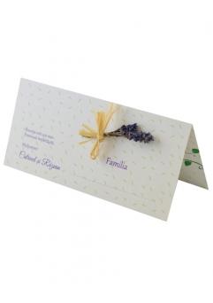 PLACE CARD LAVANDA SI IEDERA0