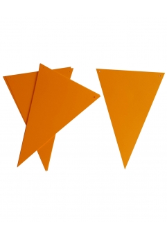 Ghirlanda stegulete portocalii