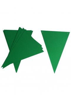 Ghirlanda stegulete verde Christmas