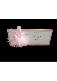 PLACE CARD BOTEZ