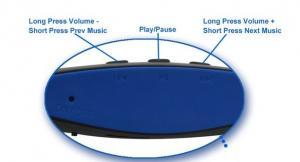 Casti Bluetooth Sport cu microfon