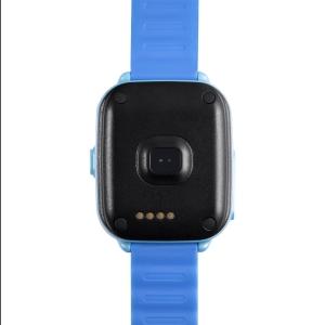 Ceas Inteligent cu GPS pentru copii WONLEX KT02 3G Albastru, rezistent la apa, localizare WiFI si monitorizare spion