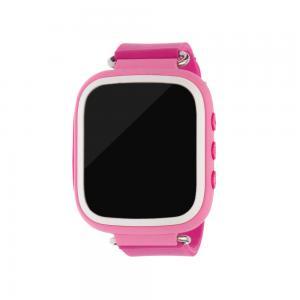 Ceas inteligent pentru copii cu telefon si localizare GPS GW400 ROZ