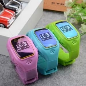 Ceas inteligent pentru copii cu telefon si localizare GPS GW600S BLEU