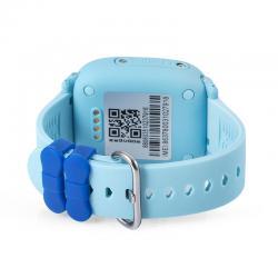 Ceas inteligent pentru copii WONLEX GW400S Albastru cu GPS, rezistent la apa, localizare WiFI si monitorizare spion1