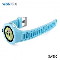 Ceas inteligent pentru copii WONLEX GW600 Albastru cu GPS, telefon, localizare WiFi, ecran touchscreen color, monitorizare spion2