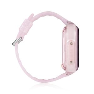 Ceas inteligent pentru copii WONLEX KT01 Roz cu GPS, rezistent la apa, camera foto, monitorizare spion2