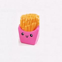SQUISHY - Cartofi prajiti - Roz