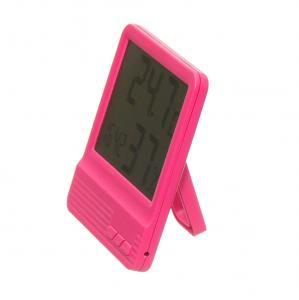 Termometru camera copii  cu ceas, alarma, si higrometru ROZ1