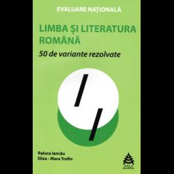 Limba și literatura română. Evaluare națională. (ediția 2015)
