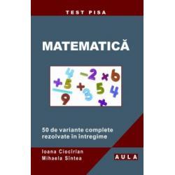 Matematica. Evaluare nationala.