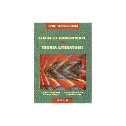 LIMBA SI COMUNICARE.TEORIA LITERATURII