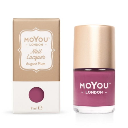 MoYou August Plum