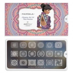 MoYou Mandala 12