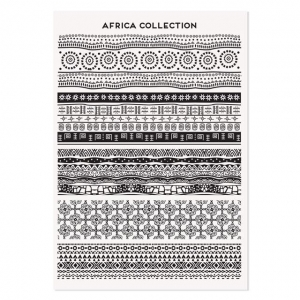 MoYou Tatuaj Africa Black
