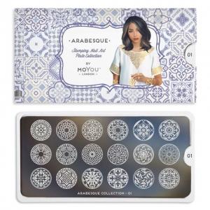 MoYou Arabesque 01