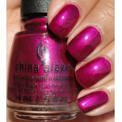 China Glaze Better Not Pout