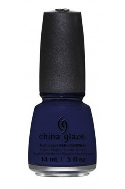 China Glaze One Track Mind