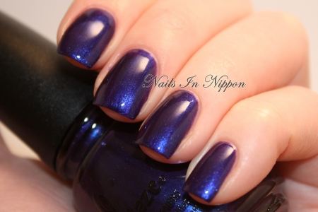 China Glaze Bizarre Blurple