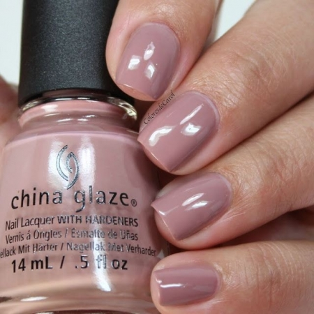 China Glaze My Lodge or Yours? + Better Not Pout1