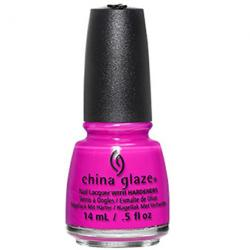 China Glaze I'll Pink to That