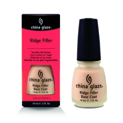 China Glaze Ridge Filler