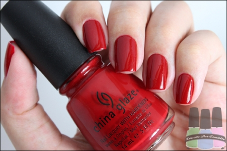 China Glaze Salsa