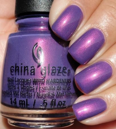 China Glaze Seas and Greetings