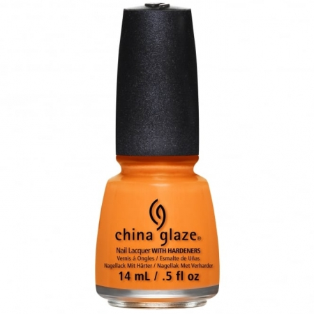 China Glaze Stoked to Be Soaked