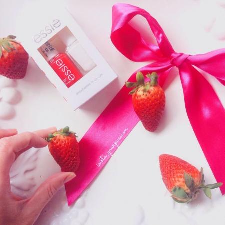 Essie Strawberries n' Cream Set1