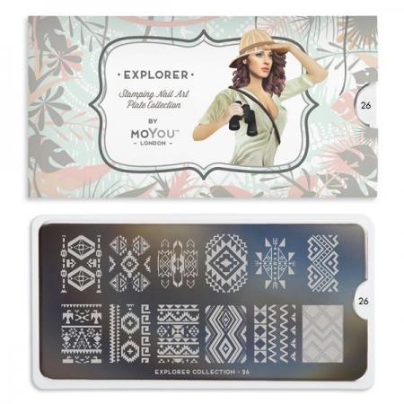 MoYou Explorer 26