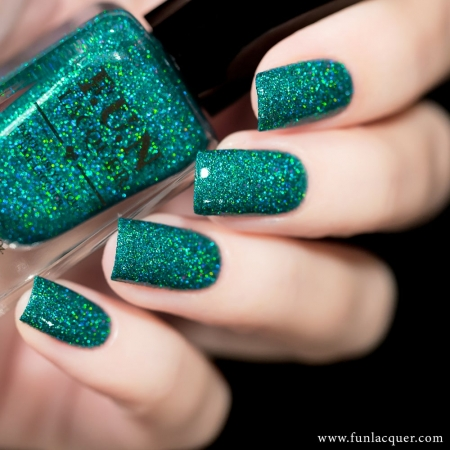 F.U.N Lacquer Lucky Girl2