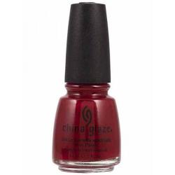 China Glaze Masai Red