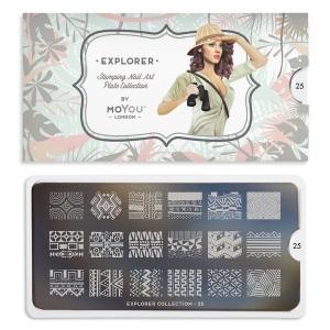 MoYou Explorer 25