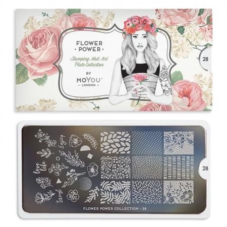MoYou Flower Power 28