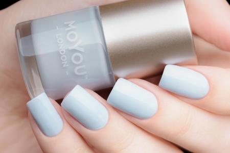 MoYou Powder Blue