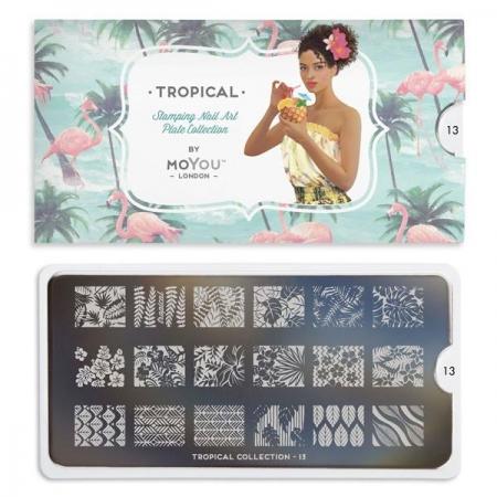 MoYou Tropical 131
