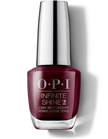 OPI Infinite Shine Mrs. O'Leary's BBQ