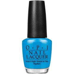 OPI No Room for the Blues