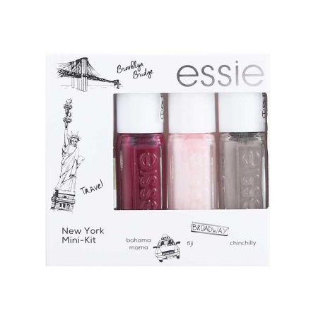 Essie New York Mini-Kit0