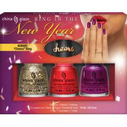 China Glaze Ring in the New Year