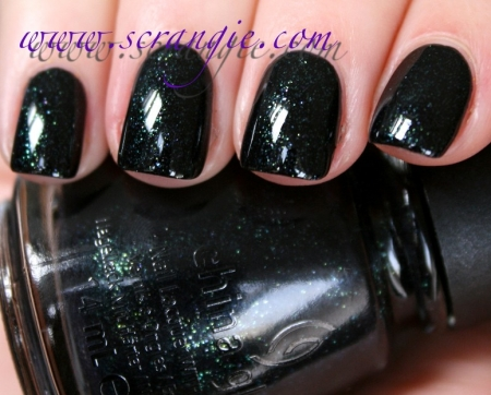 China Glaze Smoke & Ashes